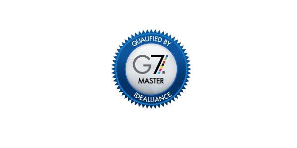 印刷G7认证实施项目