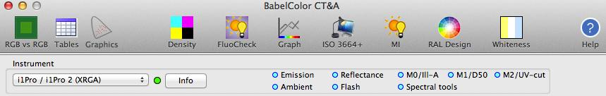 BabelColor  CT&A和PatchTool操作指引