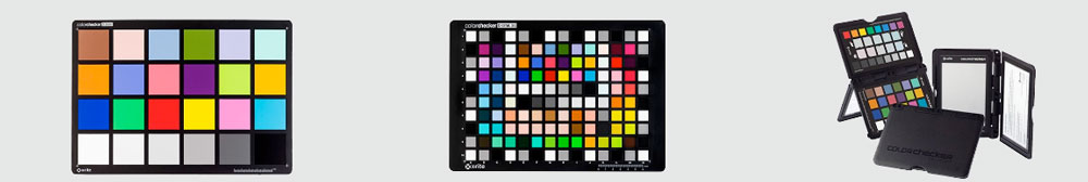 ColorChecker SG和ColorChecker最新的参考数据(用于扫描仪、相机色彩管理)