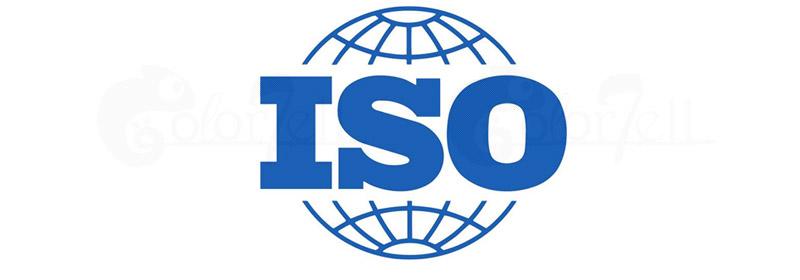 常见的国际印刷参考标准、色彩标准和组织