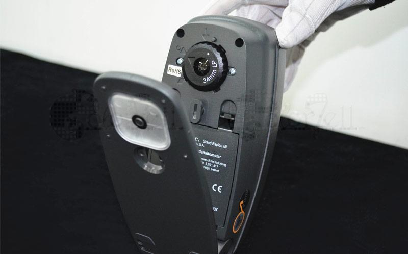 爱色丽500系列分光密度仪开箱(爱色丽504、508、518、520、528、530)