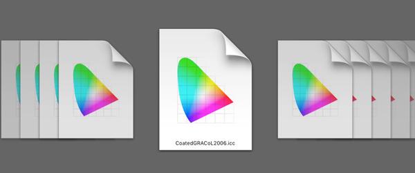 WIN和Mac中如何加载ICC Profile配置文件