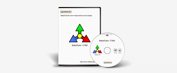BabelColor CT&A软件及序列号共享