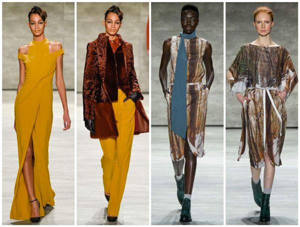 2017年秋季PANTONE色彩时尚报告-纽约和伦敦时装周最流行10种颜色