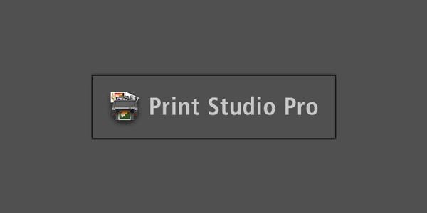 Canon Print Studio Pro 软件下载