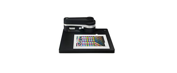 爱色丽Xrite I1IO2自动测量颜色平台