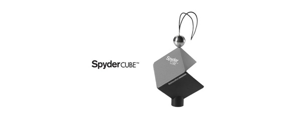 Spyder CUBE立方蜘蛛实战-相机白平衡校准