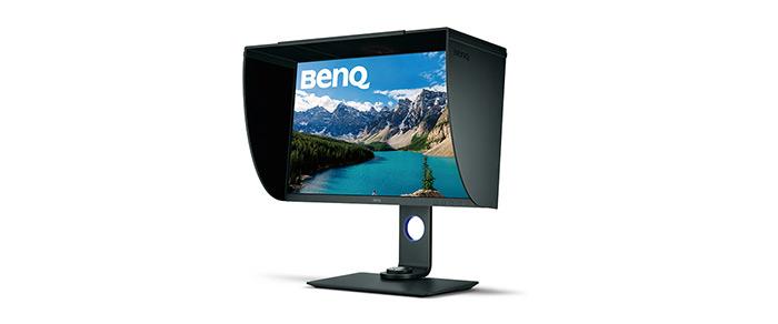 明基BenQ SW271专业摄影设计显示器