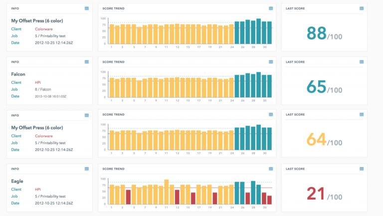 MeasureColor印刷包装色彩控制软件measurecolor_schermafbeelding