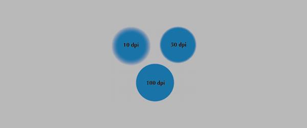 分辨率和扫描分辨率