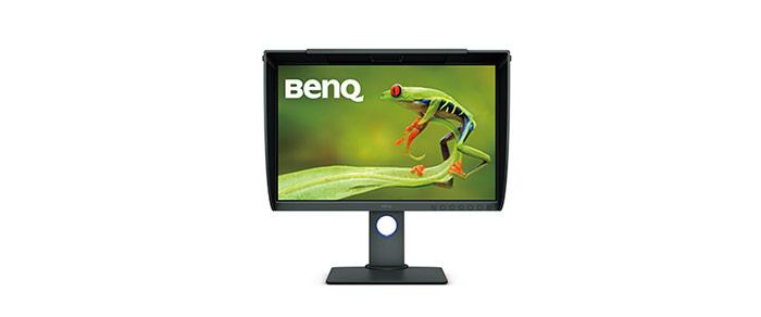 明基SW240摄影显示器开箱评测