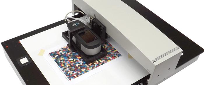ColorScount自动颜色测量平台