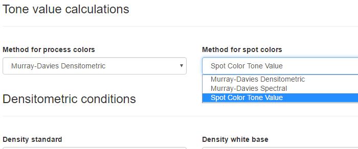 MeasureColor中新增SCTV专色网点计算功能