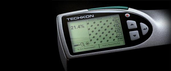 使用密度仪和印版测量仪测量印版网点的区别?