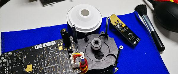 """爱色丽SP62分光仪""""系统A1错误""""维修实例"""