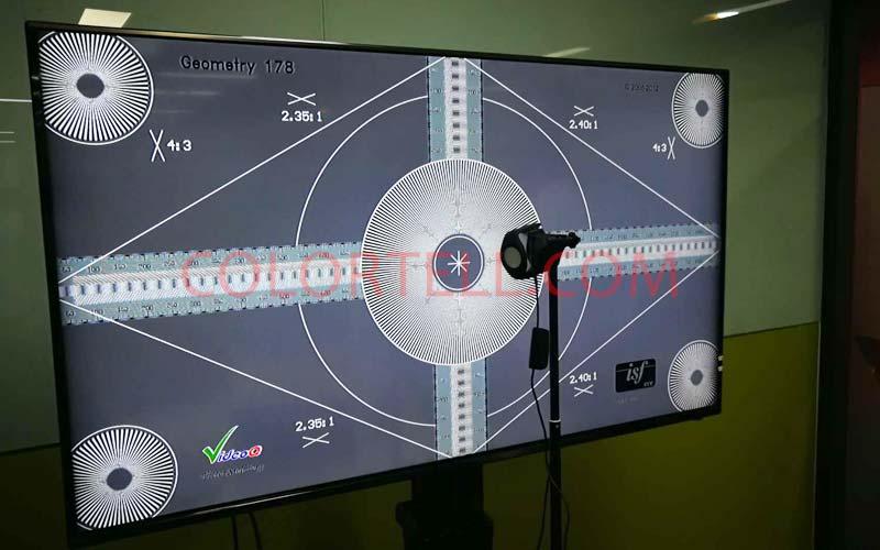 与客户交流并测试视频校准新技术-_001