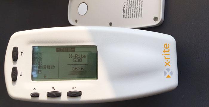 [二手]为客户转手一台9成新的530分光密度仪