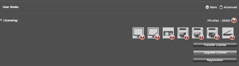 i1Profiler 1.8.1无奈的BUG