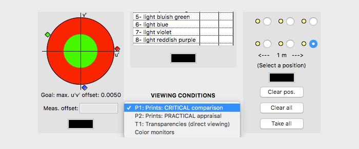 BabelColor测量环境光源,如何评价测量结果?