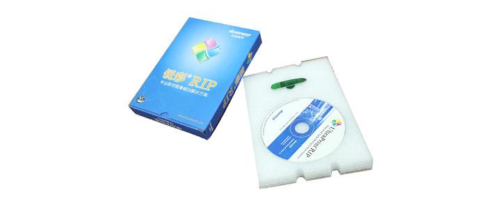 锐彩UltraPrint软件打印机校色