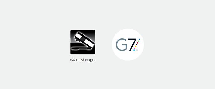 爱色丽eXact Manager对应G7作业模板下载