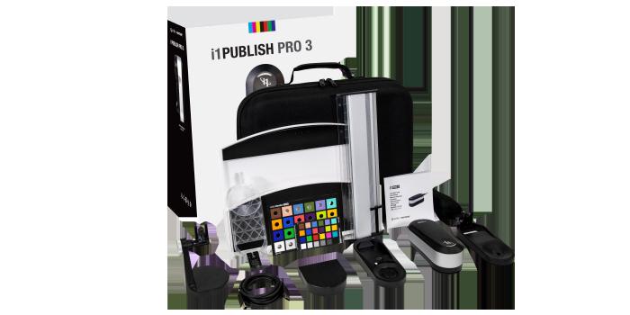 爱色丽Xrite i1Publish Pro3分光光度仪